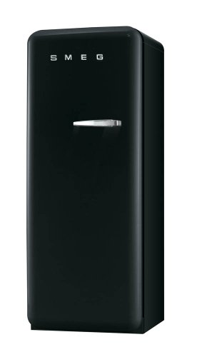 smeg fab28lne1 standk hlschrank a 248 l schwarz. Black Bedroom Furniture Sets. Home Design Ideas