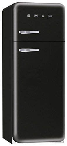 smeg fab30lne1 standk hlschrank k hl gefrier kombination schwarz nostalgie a k hlschrank. Black Bedroom Furniture Sets. Home Design Ideas